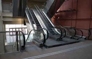 doppler escalator