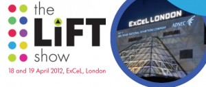 excel london lift show 2012