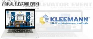 kleemann virtual event